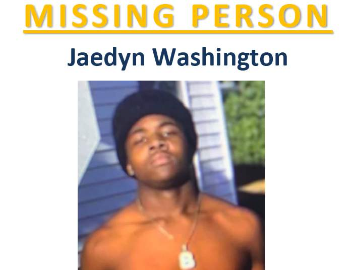 15-year-old Jaedyn was last seen Sunday night in Lake City.