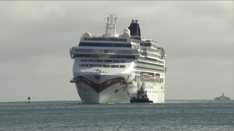 Cruises Hoping To Resume Sailing This Summer