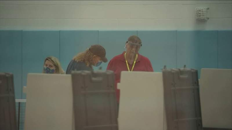 Duval County Supervisor of Elections predicted a 32% turnout in Jacksonville