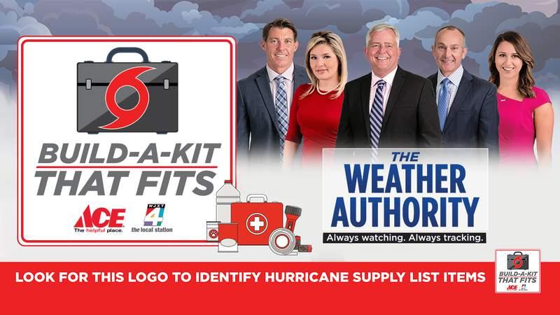 Get prepared for hurricane season