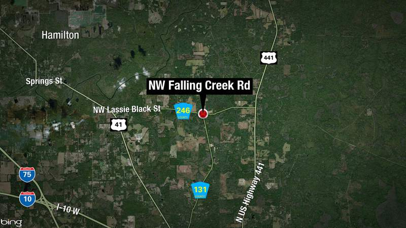 Troopers said a crashing involving an ATV and an SUV happened about 7 p.m. Tuesday at County Road 264 and County Road 131/Northwest Falling Creek Road.