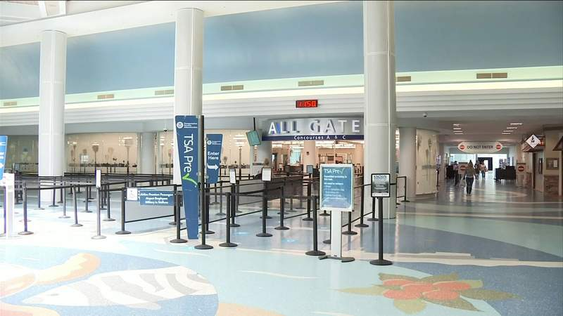3 TSA officers at JAX test positive for COVID-19