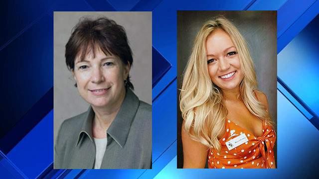 Dr. Nancy Vessem, Maura Brinkley died in shooting. Vessem was faculty member at FSU, Brinkley was student