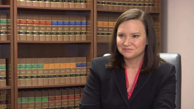 File photo of Attorney General Ashley Moody
