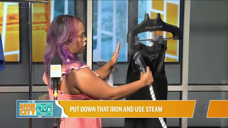 Put Down That Iron and Use Steam   River City Live