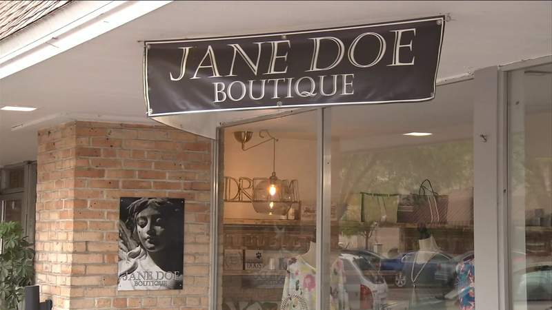 Jane Doe boutique