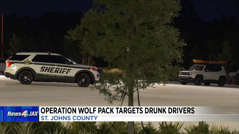 Operation Wolf Pack target drunk drivers