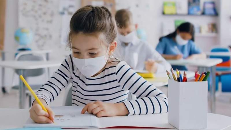 Mask mandates remain for some local schools after cancelation of COVID-19 emergency orders