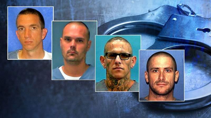 4 Northeast Florida men in 'white supremacist gang' indicted in violent crimes