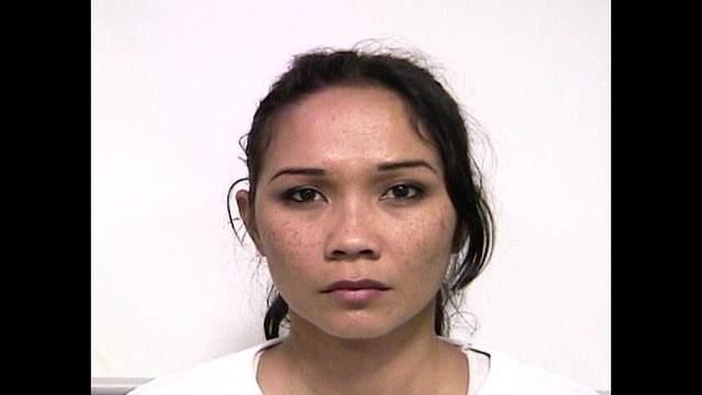 Suwannee County Jail booking photo of Alice Edwards