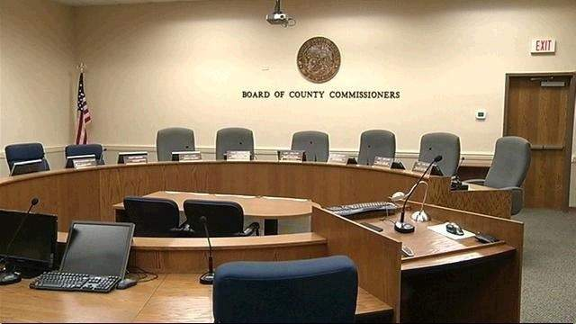 The county commission will get a proposed budget plan for this year.