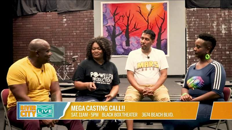 Want to be a Star? Mega Casting Call at the Black Box Theater   River City Live
