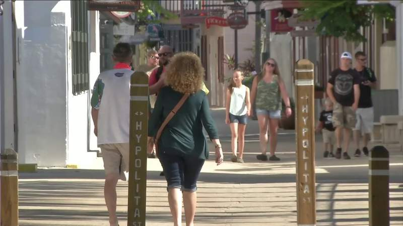 New campaign encourages St. Augustine tourists to wear masks amid pandemic