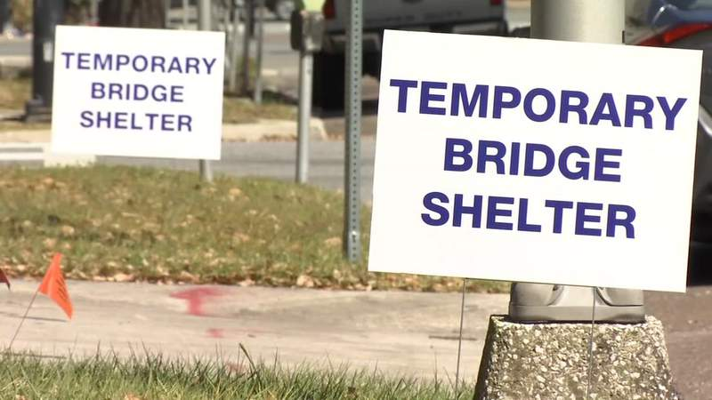 4 overnight shelters available after temporary homeless shelter closes