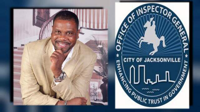 Darrell Griffin, former program manager for the city of Jacksonville's Division of Housing and Community Development