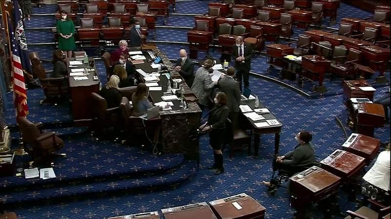 Senate Prepares for Impeachment Trial
