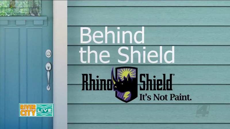 Behind the Shield with Rhino Shield   River City Live