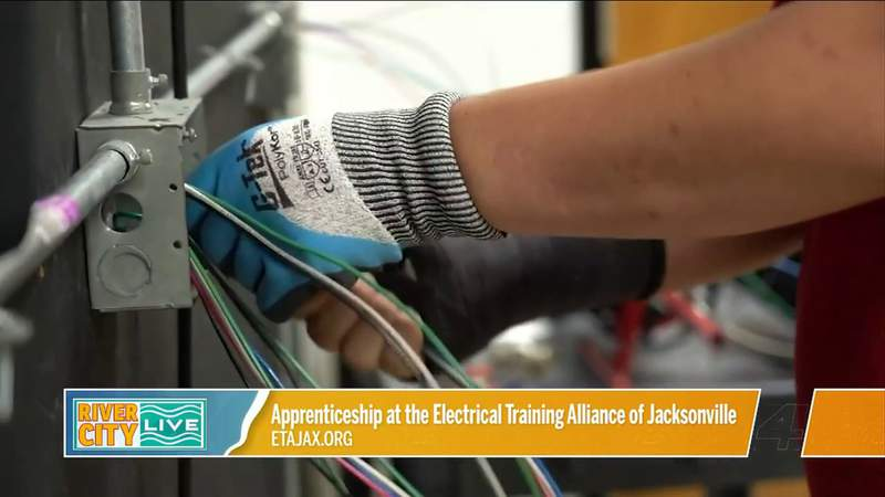 Apprenticeship at the Electrical Training Alliance of Jax | River City Live