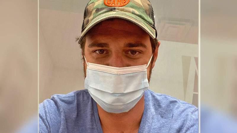 Vic Micolucci on coronavirus: 'Sickest I've been in my adult life'