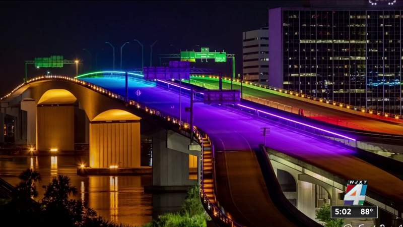 Pride groups disheartened to see rainbow lights turned off