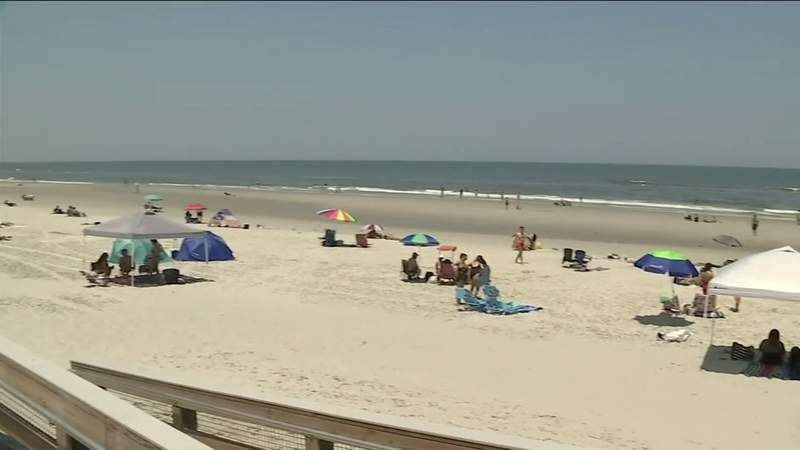 Busy beaches expected over Memorial Day weekend