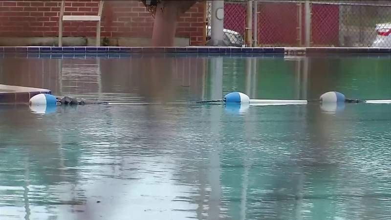City pools to remain closed over Memorial Day weekend