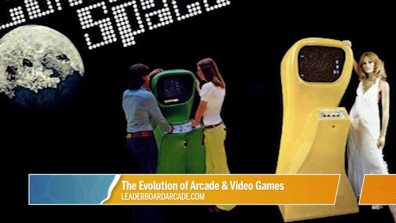 The Evolution of Arcade & Video Games   River City Live