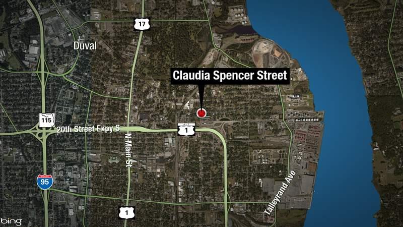 Claudia Spencer Street shooting
