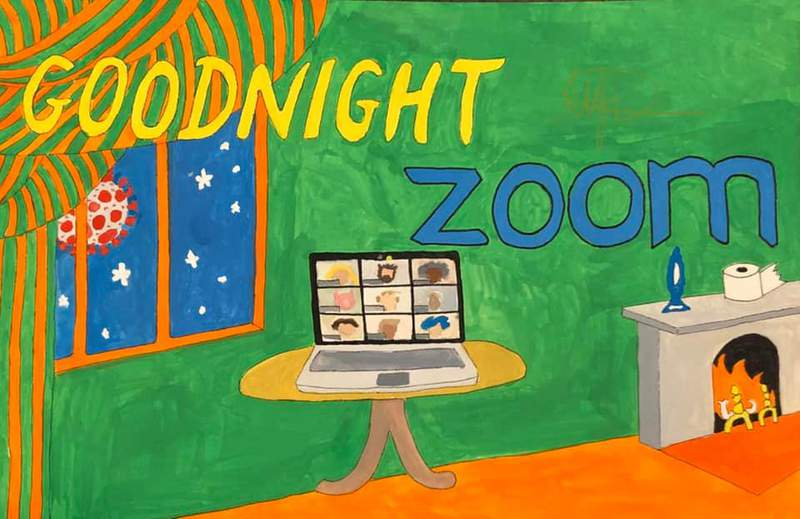 "Inspiration: ""Goodnight Moon"""