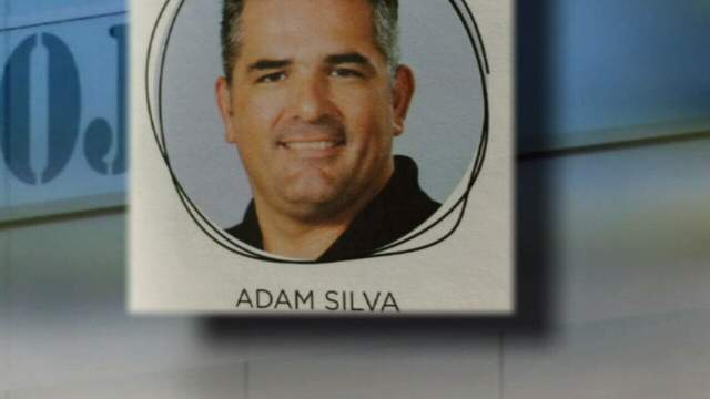 Adam Silva is chief program officer for Jacksonville-based charity Wounded Warrior Project.