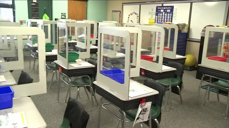 St. Johns County schools will have substitutes, nurses on each campus upon reopening