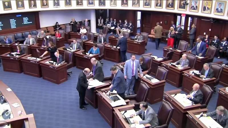 Florida Legislature shifts power as lawmakers return for session