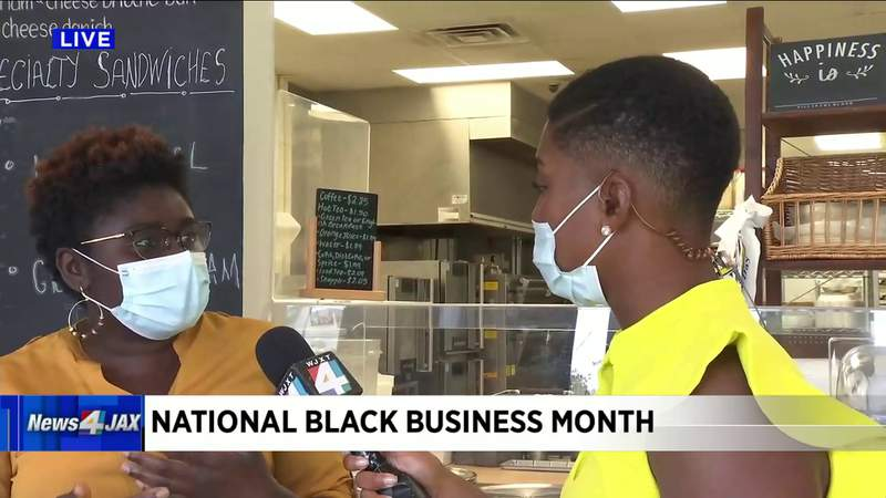 National Black Owned Business Month: Jax Bread Co.