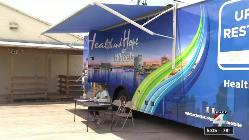 Sulzbacher's mobile vaccination effort aims to provide shots in underserved communities