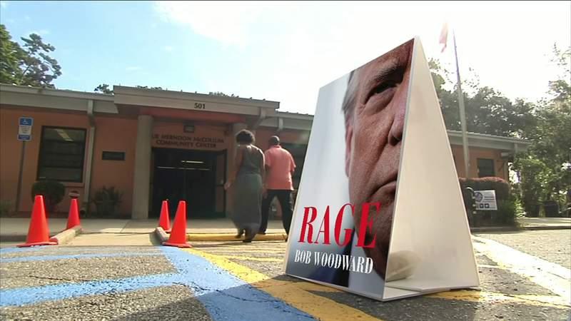 New Woodward book raises Florida election security concerns