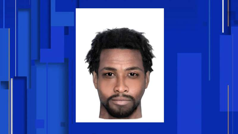 JSO on Friday released a composite sketch of the man believed to be behind a sex attack reported July 2.
