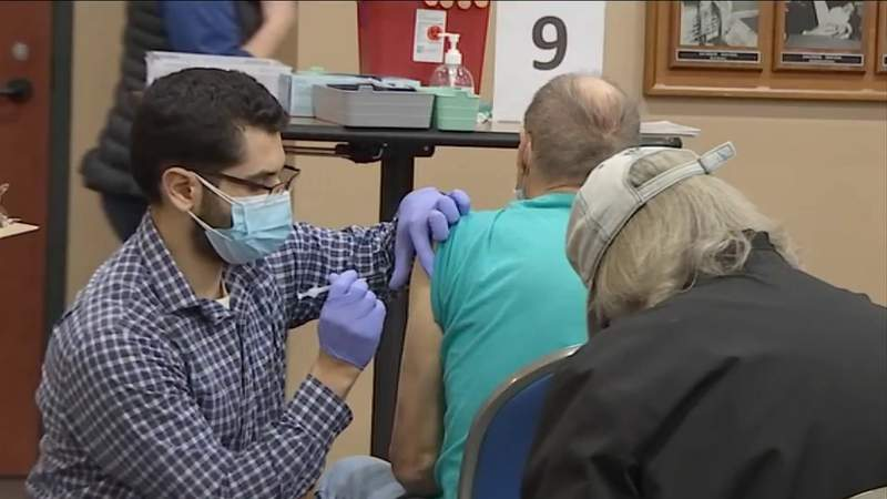 Gov. DeSantis getting ready to lower the age requirement for vaccine