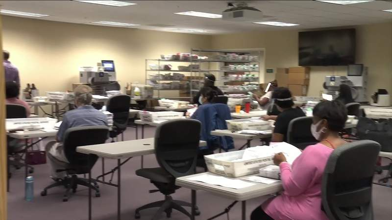 More than 120,000 Duval County voters have already cast ballots