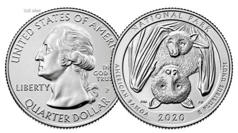One of the new America the Beautiful Quarters for 2020 showcases Salt River Bay National Historical Park and Ecological Preserve.One of the new America the Beautiful Quarters for 2020 showcases Salt River Bay National Historical Park and Ecological Preserve. United States Mint