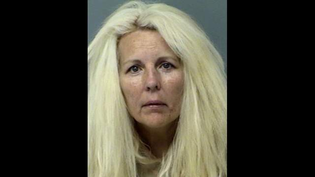 St. Johns County Sheriff's Office booking photo ofEleanor Wilson