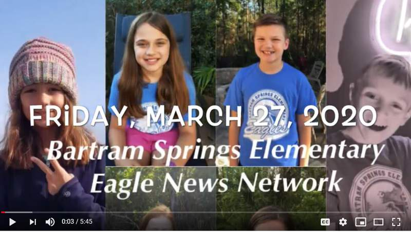Eagle News Network YouTube channel