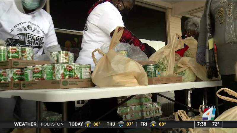 Having Enough Food For Hurricane Prep
