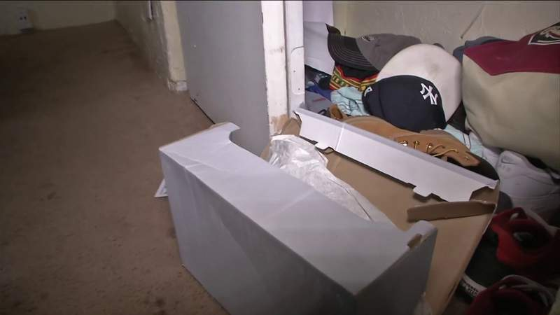 Woman's Jacksonville home was ransacked while celebrating Father's Day