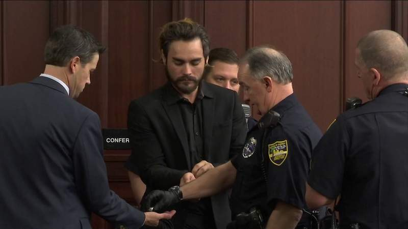 Man accused of throwing ex-girlfriend at dog cage gets 2 years in prison