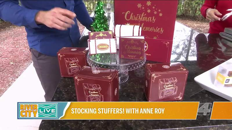 Stocking Stuffers with Anne Roy | River City Live