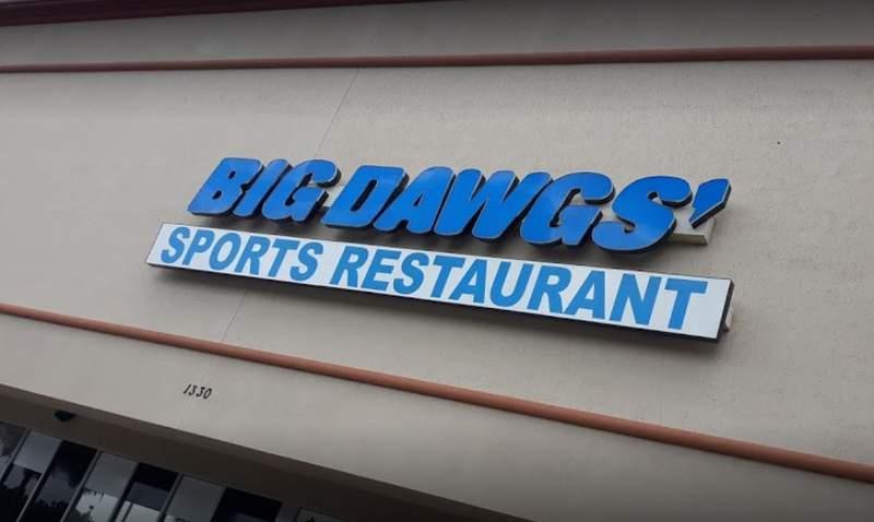 Big Dawgs Sports Restaurant