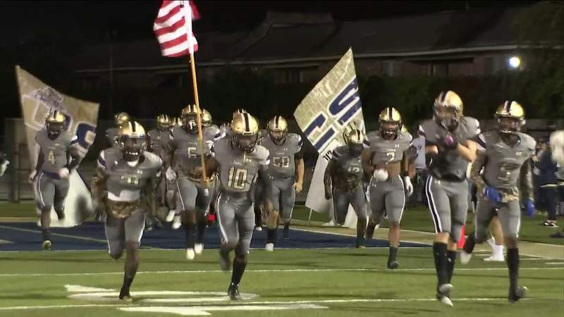 Several local state title contenders in Class 1A-4A football playoffs