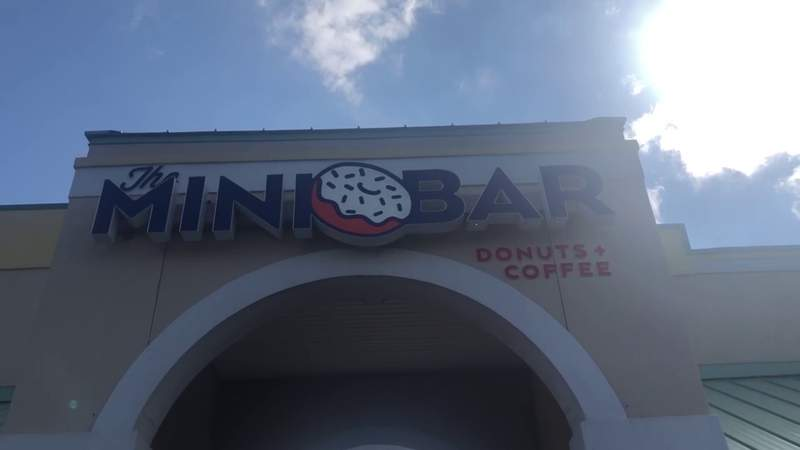 Anonymous donation helps The Minibar donut shop, first responders
