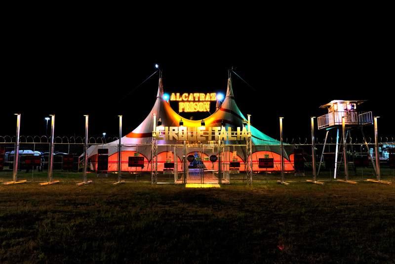 R-rated 'Cirque Alcatraz' escaping to Orange Park for 10 shows