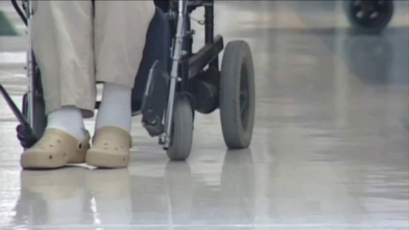 COVID-19 cases increase in nursing homes